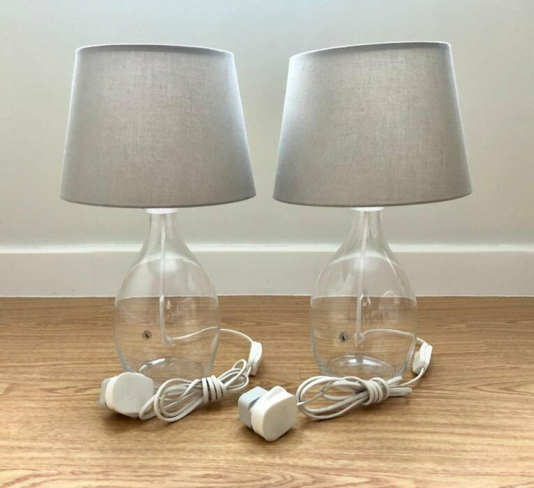 TABLE LAMP IKEA BRAN Perfect condition | in Wandsworth, London | Gumtree