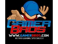 Looking for Retro Games, Consoles, Accessories? Try GamerBros Kirkcaldy!