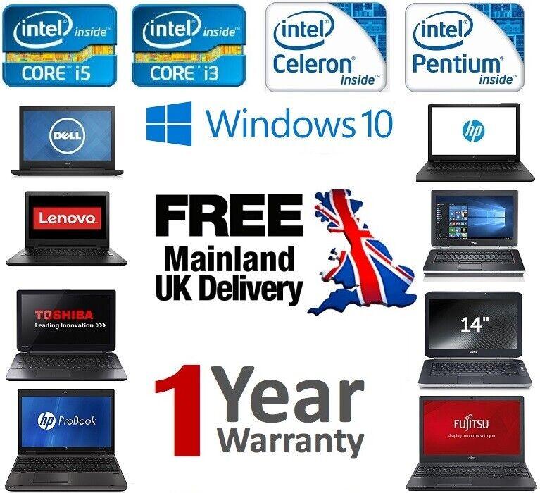 Laptop Windows - Cheap Laptop Fast Dual Core i3 i5 Windows 10  Windows 7 4GB 8GB RAM 120GB SSD