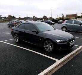 2008 58 BMW 325d Coupe M Sport Auto E92