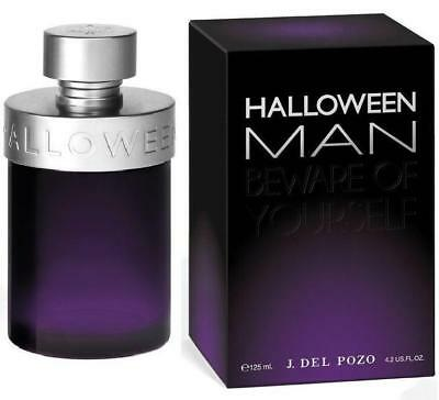HALLOWEEN MAN J. Del Pozo cologne edt 4.2 oz NEW IN - Halloween Fragrance