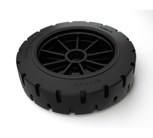 Tire Assy, Solid, 18.0 X 5.0, Blk Tennant 1063247 Cleaner Floor machine 1 Tire