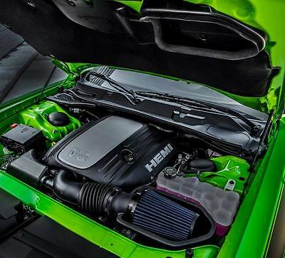 11-18 Dodge Challenger T/A SRT Hood Vented Venting Ram Air Cold Air Intake Kit