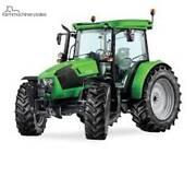 Deutz Fahr 5120C 118Hp Tractor Tanunda Barossa Area Preview