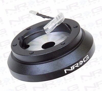 Nrg Hub Adapter - NRG Steering Wheel Short Hub Adapter Kit for Mitsubishi & Subaru (SRK-100H)