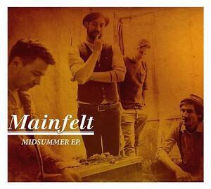 Mainfelt - Midsummer Ep - CD NEU