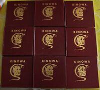 Kinowa Completa Raccolta Volumi Rilegati Brossura Oro Ristampa Anastatica -  - ebay.it