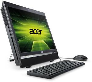 """ACER AZ3620 ALL in ONE 21.5"""" i3 4GB 750GB +KEYBOARD /MOUSE"""