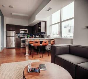 ONE BEDROOM FOR  RENT AT  RYERSON'S MODERN RESIDENCE