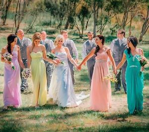 WEDDING PACKAGE - PHOTOGRAPHY + CELEBRANT + MAKEUP + FLORIST Oakden Port Adelaide Area Preview