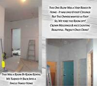 Drywall, Plastering & Painting - Gardiner's Contracting