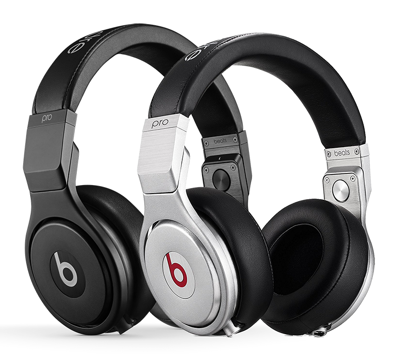 Beats Pro Over Ear Headphones Wired Black White Ebay