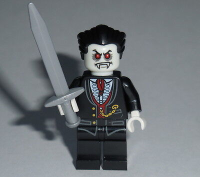 s MONSTER FIGHTERS #04 Lego Lord Vampyre Genuine Lego NEW 9464 Halloween