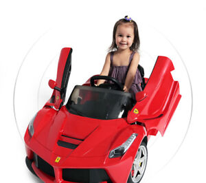 Lowest price guarantee-NEW LaFerrari Licensed Kid's Ride-On Car