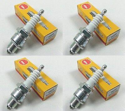 Ngk Spark Plug Pack - NGK Spark Plug BPR7HS 4 Pack Porsche Porche 912 Base 1965 - 1969 NEW