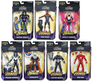 Marvel Legends Avengers Infinity Wars BAF Thanos Series