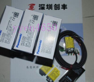One Brand New  Sunx Hg-c1050 Laser Displacement Sensor N4650