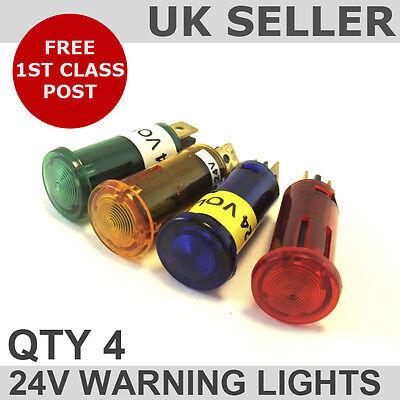 luces de aceite: