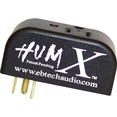 Ebtech HUM-X  Exterminator Ground Loop AC Eliminator humx