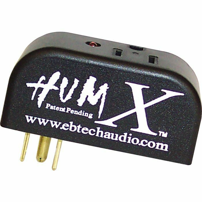 Ebtech HUM-X  Exterminator Ground Loop AC Eliminator humx