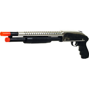 Whetstone-Pump-Action-Airsoft-Shotgun-Includes-Starter-Pack-of-6mm-BBs