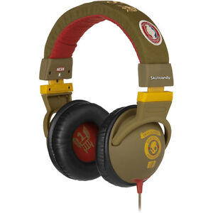 2011-Skullcandy-Hesh-Over-Ear-Headphones-w-Mic-Lifetime-Warranty-Scout-Rasta