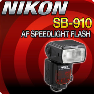 Nikon-SB-910-AF-Speedlight-i-TTL-Shoe-Mount-Flash-4809