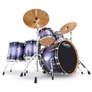 Mapex Saturn 6-Piece Studio Drum Set | Musician's Friend