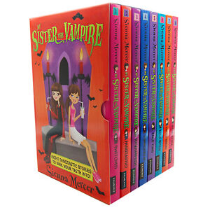 My-Sister-the-Vampire-Collection-8-Books-Boxed-Set-Sienna-Mercer-Revamped-New