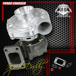 T04E T3/T4 .63 A/R 57 TRIM TURBO/TURBOCHARGER COMPRESSOR 400+HP BOOST STAGE III