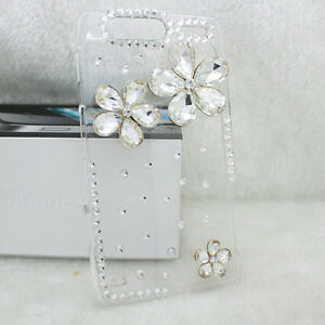 3D Bling Diamond Hard Case Cover For Motorola Droid Razr Verizon XT910 XT912