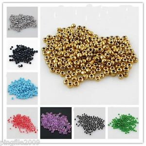 Jewelry-Making-60-kinds-1000pcs-2mm-Czech-Glass-Seed-beads-free-shipping