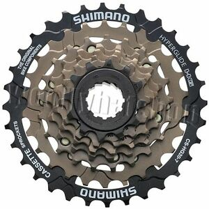 Shimano-Altus-HG20-12-32-7-Speed-MTB-Mountain-Hybrid-Bicycle-Cassette-Sprockets