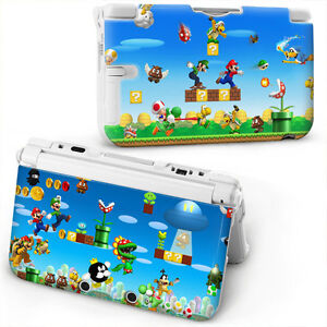 Cute Super Mario Hard Case Cover Protector for Nintendo 3DS XL/LL Console Xmas