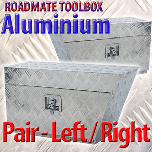 Under Tray Body Aluminium Ute Toolboxes Underbody Undertray Tool Box Boxes