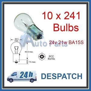BOX-OF-10-X-24V-21W-INDICATOR-REVERSE-LIGHT-BULBS-241