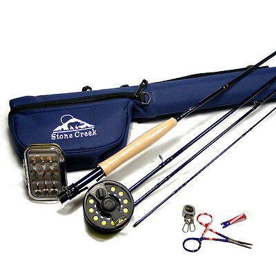 Fly fishing gift ideas collection on ebay for Best fishing pole for beginners