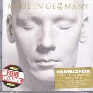Rammstein - Made In Germany 1995-2011 (2011) POLISH EDITION CHRISTOPH COVER - <span itemprop=availableAtOrFrom>Chorzów, Polska</span> - Zwroty są przyjmowane - Chorzów, Polska