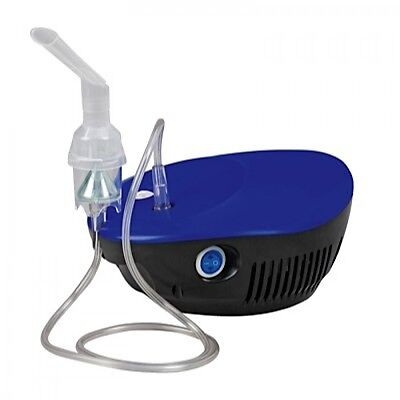 Mabis Cosmocomp Portable Nebulizer W/ Accessories