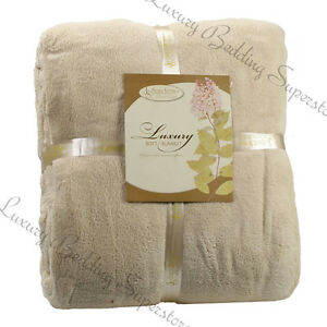 Ultra-Super-Soft-Fleece-Plush-Luxury-BLANKET-All-Sizes-6-colors