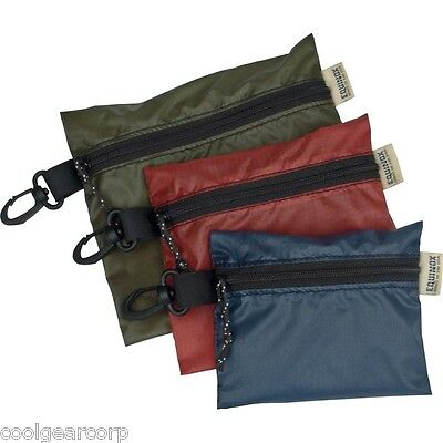 NEW Equinox Marsupial Ultralite Pouches 3-Pack Silicone Nylon Pocket UBG772