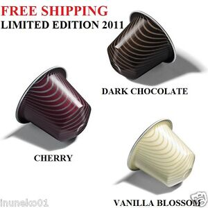 30-Limited-Edition-VANILLA-Nespresso-Capsules-Pods-refill-FREE-SHIPPING