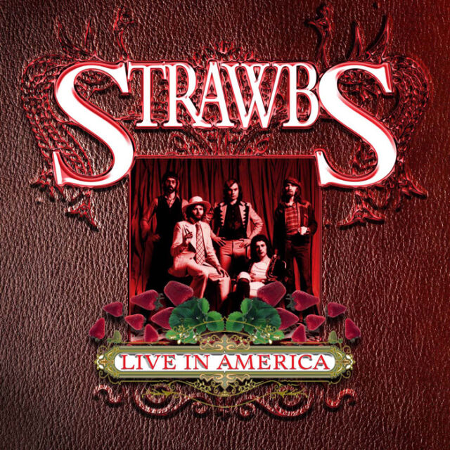 The Strawbs - Live In America (CD) - SFMCD049