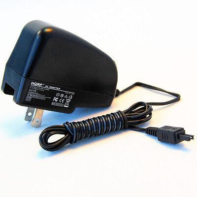HQRP AC Cargador Adaptador JVC GR-D371U GR-D371US GR-D375U GR-D375US GR-D395U