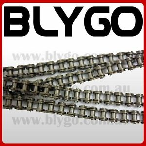 25H Skinny Chain 152 Links Fit 49cc Mini  PIT Pocket Rocket Dirt Bike Quad ATV