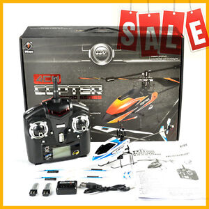 2-4GHz-4CH-Single-Blade-Outdoor-Indoor-Rc-Helicopter-V911-XMAS-GIFT