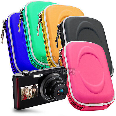 Universal Portable Dc Hard Bag Digital Camera Case Pouch For Canon Sony Th1u