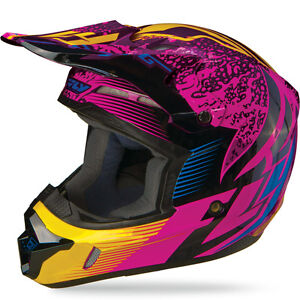 2014 FLY Racing Kinetic Inversion Offroad Motocross Helmet ALL SIZES