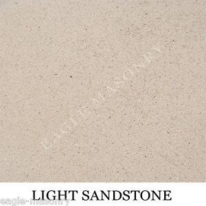 Concrete Pavers :  LIGHT SANDSTONE 400x400x45