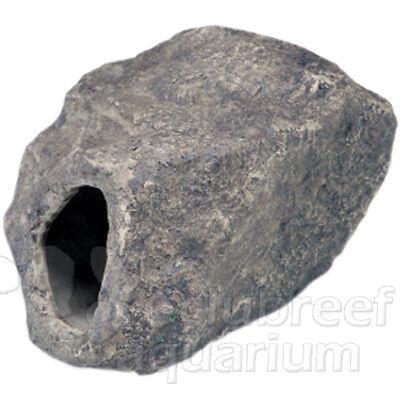 Cichlid Stone Large Toe Rock Breeding Hiding Cave Ceramic Aquarium Ornament